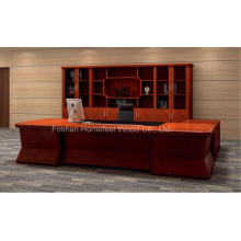 Classic Style CEO Director Office Executive Wooden Desk (HF-LTA201)