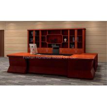 Классический стиль Генеральный директор Исполнительный офис Исполнительный деревянный стол (HF-LTA201)