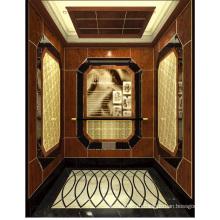 Пассажирский Лифт Лифт Высокого Качества Зеркало Травленое Ты-K119 Аксен