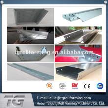 Auto China Kabelrinne Planke Walze Formmaschine, China Kabelrinne Rollen Maschine