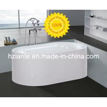 Superior Grade Ellipse Freestanding Bathtub (LT-JF-8198)