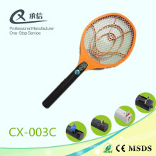 Best Selling Chinese Electronic Mosquito Bat Factory with LED