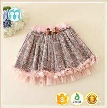 Mini jupe en tulle pour enfants