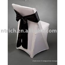 Housses de chaise pliante en spandex