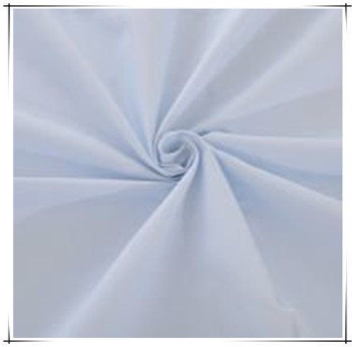 Jual Hot CVC 80/20 Bleach White Fabric For Shirts
