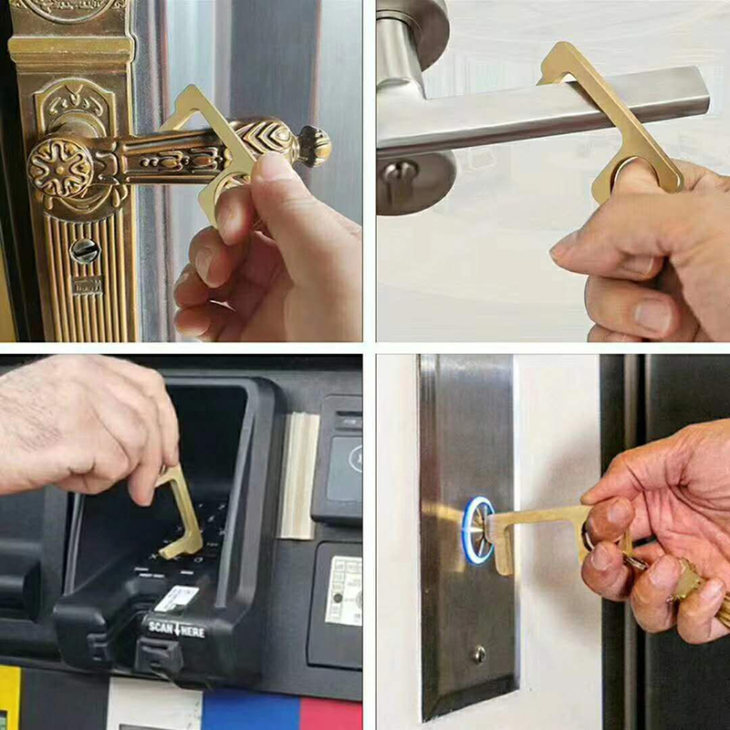 Contactless Door Opener