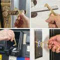 Newly Design Contactless Key Ring Door Opener