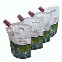 Waschmittelpulverbeutel / Flüssigwaschmittelbeutel mit Ausguss