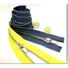 Fabrication Toutes les tailles Jeans Zippers