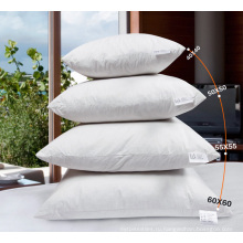 Пуховая подушка из белой утки
