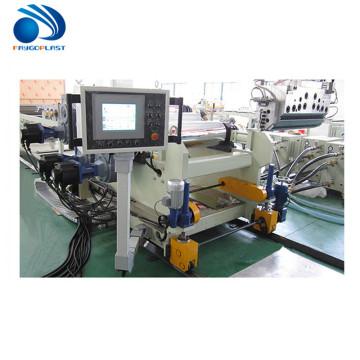 Preço de venda quente mini pe pc linha de máquina de produção de folha de acrílico plástico