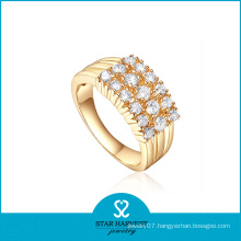 Vogue Popular Silver Ring Jewellery with Cheap Price (R-0610)