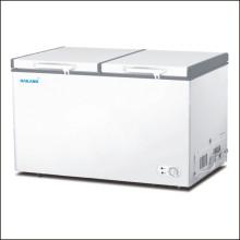 Frigorífico doble temperatura congelador horizontal 12V DC