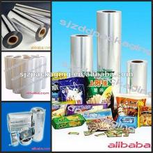 Термосвариваемая пленка BOPP для наружной упаковки пищевых продуктов