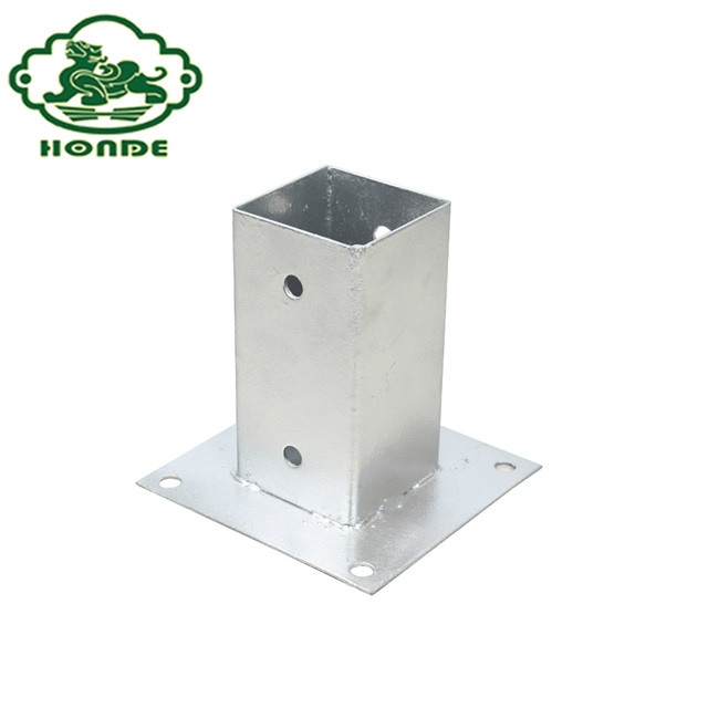 Dijual Hot Ground Screw Pole Anchor Post