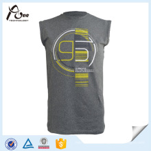 Gym Shark for Men Printed Basketball Tops Sportwear