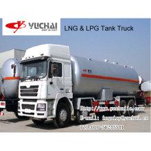 LNG& LPG Tank Truck.