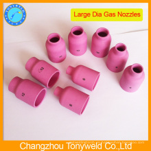 Boquilla cerámica de argón 57N para la antorcha tig