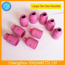 Buse en céramique en argon 57N pour torche tig