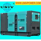 Kubota silent diesel generator set