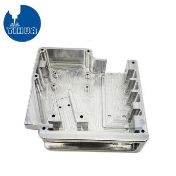 Service de pièces de fraisage d'aluminium d'usinage de fraisage CNC