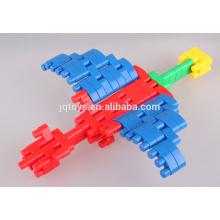 Criatividade desenvolvimento CE EN71 bulleting building blocks brinquedo