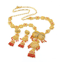 Hot Sale Xuping Trendy Bohemia Style Jewelry Set (60268)