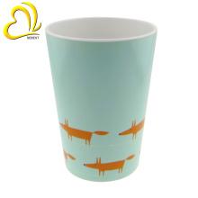 "5"" small round melamine flower vase"