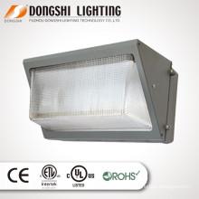5yrs garantie DLC 60w conduit wallpacks éclairage extérieur à la maison