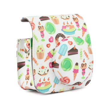 Bonito postre Fujifilm Instax Mini 8 Camera Bag