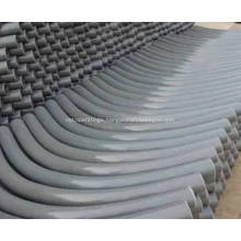 Carbon Steel A234Wpb Wp22 Wp21 3D Pipe Bend