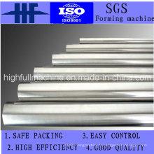 Machine à fabriquer des tuyaux en aluminium