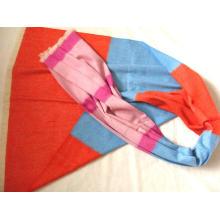 50% Kaschmir 50% Wolle New Stripes Schal