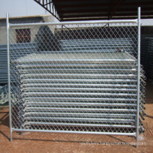 Professional Technique Used Temporary Chain Link Fence