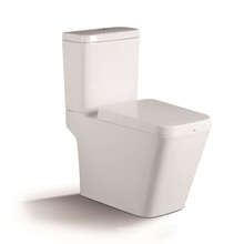 1208A Washdown Two Piece Toilet com PP Slow Down Cover Seat