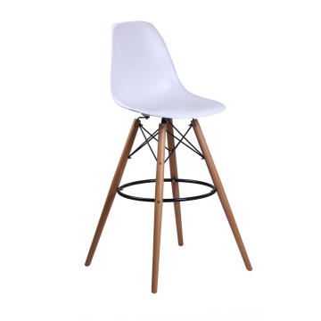 The eames dsw plastic bar chair replica
