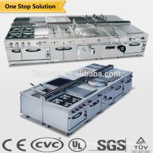 Le plus populaire Heavy Duty induction commerciale cuisine équipement de cuisine de l'hôtel