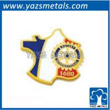 broche personnalisée, badges publicitaires personnalisés