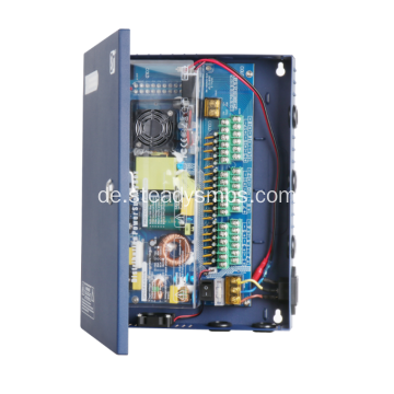 18-kanaliges DC12V 20A Boxed Netzteil-CCTV
