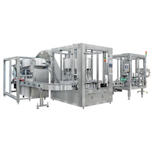 Monobloc Mineral Water Washing Filling Capping Labeling Machine