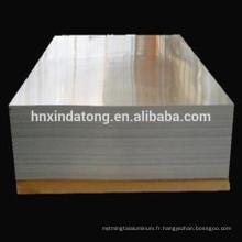 3004 plaque en aluminium de dessin profond