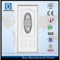 Fangda Wrought Iron Glass Entry Door