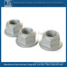 M14-1.5 GB6187 Prevailing Torque Locking Nut