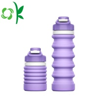 BPA Free Silicone Folding Drink Cup for Outdoor