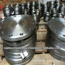 STAINLESS STEEL & HIGH NICKEL ALLOYS FLANGES SLIPON,WELD NECK & BLIND FLANGES.