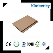 Compuestos de plástico de madera, revestimiento de pared para interiores y exteriores, WPC