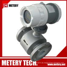 EG genehmigt Magnetischer Durchflussmesser Liquid Flowmeter von METERY TECH.