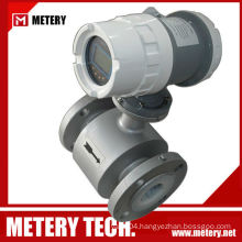 EC approved Magnetic flowmeter Liquid Flowmeter from METERY TECH.