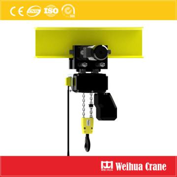 Grua de corrente elétrica FEM DIN Standard