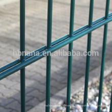 Spitzen-Verkaufs-China-Lieferant Ornamental Doppelschleife geschweißter Drahtzaun
